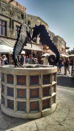 Fountain at Martiron Square